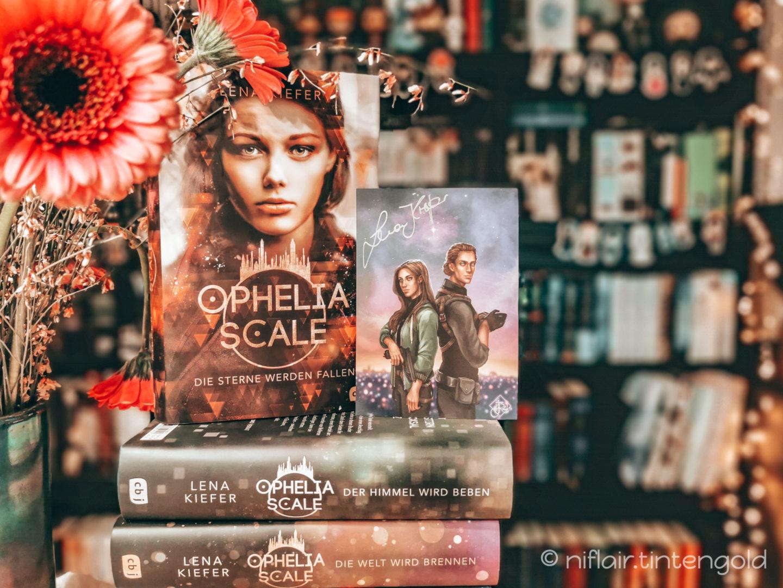 Ophelia Scale (3) – Die Sterne werden fallen – Lena Kiefer
